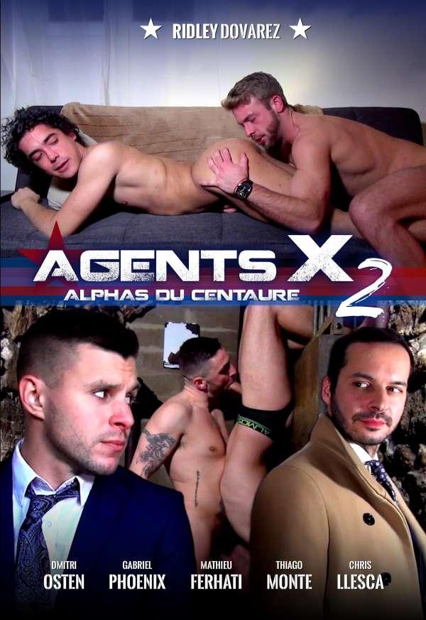 AGENTS X 2 - Alphas du Centaure | Film complet