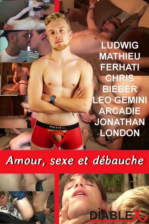 Love, sex and debauchery
