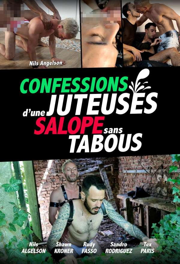 Juicy Confessions Of A Slut Without Taboos