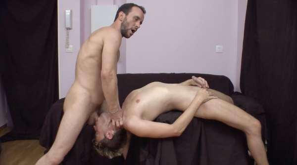 Young Doryann Marguet gives his hot bottom ass