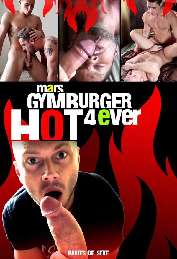 MARS GYMBURGER HOT4EVER