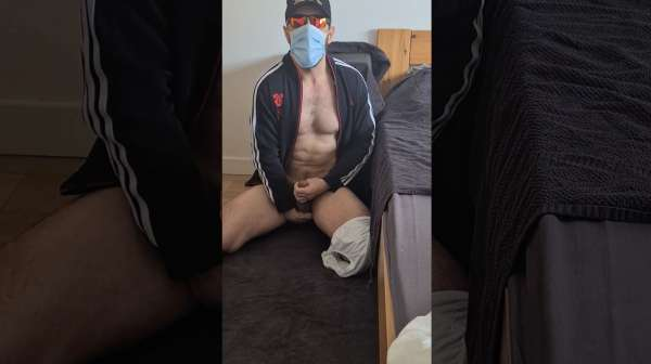 Sexually intense sports session for Adrien