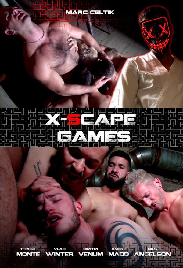 X-Scape Games | Full Movie